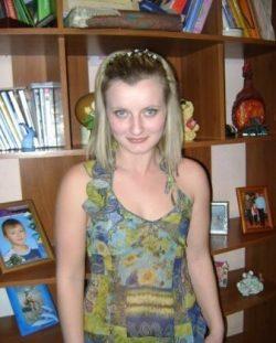 Симпатичная блондинка, познакомлюсь с парнем или мужчиной для встреч в Рязани